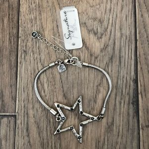 NWT Arts & Crafts of Oslo Star Bracelet